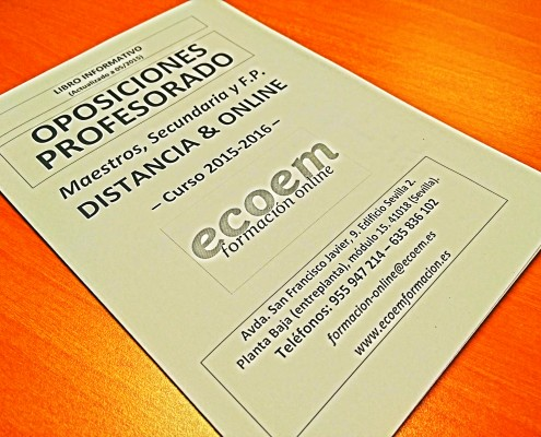 Libro informativo 2015