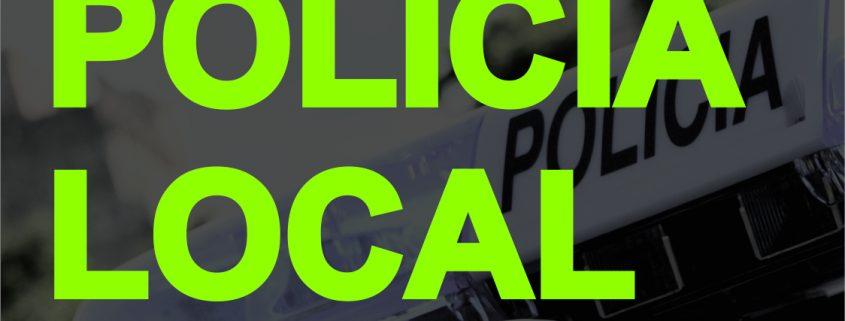 Preparación de oposiciones a Policía Local